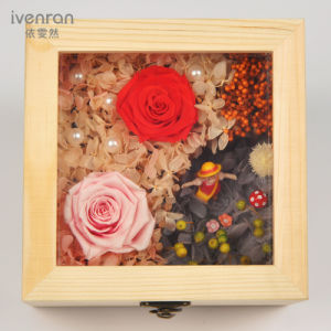 Wooden Preserved Flower for Home Decoration pictures & photos