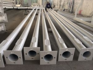 High Quality Steel Light Pole pictures & photos