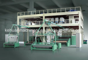 2.4m SMS New Technology PP Spunbond Nonwoven Fabric Machine pictures & photos