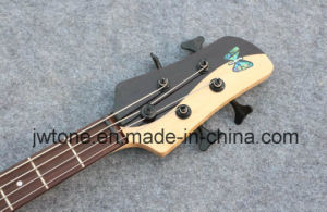 Quality Taiji Shadow 4 String Electric Bass Guitar pictures & photos