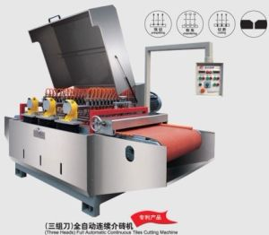 Automatic Ceramic Cutting Machine, Cutting Machine, Ceramic Machine, Tiles Cutting Machine (YD-800(III))