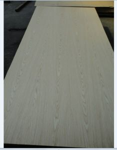 Veneer Ash Fancy MDF pictures & photos