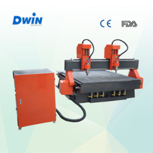 Dw1325 Multi Spindle 3D CNC Router for Woodworking pictures & photos