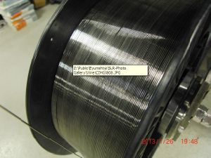 Thermal Spraying Wire pictures & photos