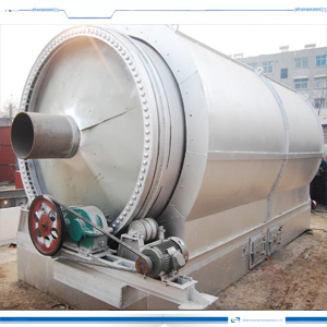 Pyrolysis Tyre to Oil Machine Without Pollution pictures & photos