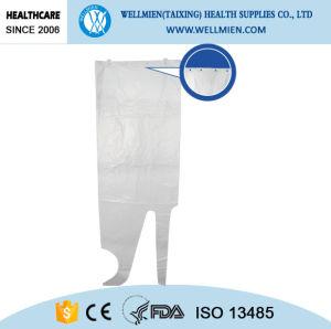 PE Disposable Waterproof Apron /Work Apron pictures & photos