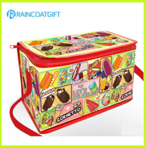 Allover Printing Non Woven Cooler Bag (Rbc-075) pictures & photos