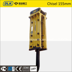 Chisel 155mm Open Top Type Excavator Breaker for Construction pictures & photos