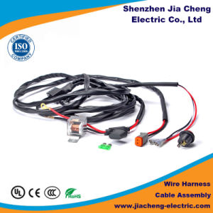 Wire Harness 5 Pin Type with Pico Lock Cable Assembly pictures & photos