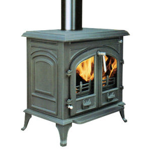 14kw Wood Burning Stove, Cast Iron Stove (FIPA072-2) pictures & photos