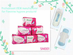 Breathable Sanitary Napkins (SN091)