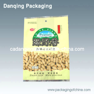 3 Side Seal Pouch, Food Packaging, Plastic Bag for Snack (DQ183) pictures & photos
