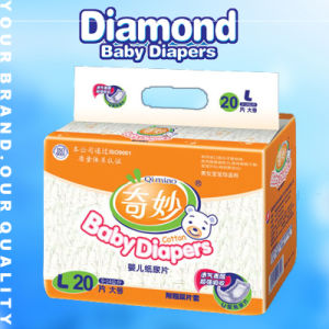 Magic Tape Disposable Baby Diapers pictures & photos
