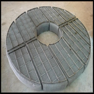 304 Stainless Wire Mesh Demister Pads pictures & photos