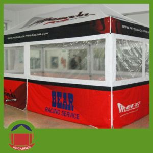 Competitive Price Gazebo Tent 6X3 with Custom Printing pictures & photos