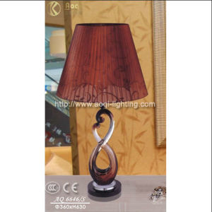 Specific Decorative Crystal Table Lamp (AQ-6646/S) pictures & photos