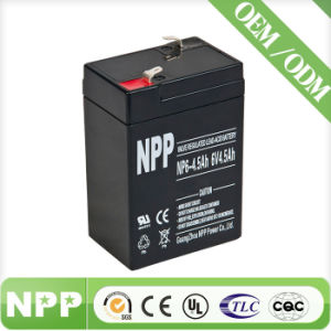 Rechargeable Storage UPS Battery (6V4Ah)