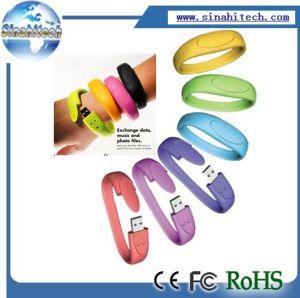 Bracelet USB Flash Promotional Gifts USB pictures & photos