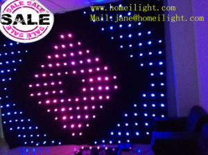 2015 New Designed LED Display Cloth for Stage Decoration pictures & photos