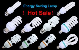Energy Saving Lamp 125W 150W Lotus CFL Compact Bulb pictures & photos
