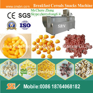 Breakfast Cereals Making Machine pictures & photos