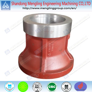 Clay Sand Ductile Iron Casting Part
