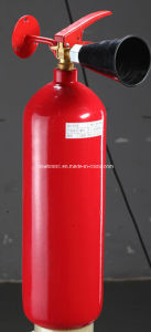CO2 2kg Fire Extinguisher, CO2 2kg Fire Extinguisher with Hook pictures & photos