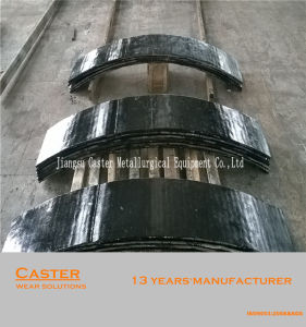 Direct Factory Produce Hard Facing Abrasion Resistant Liner Plate pictures & photos