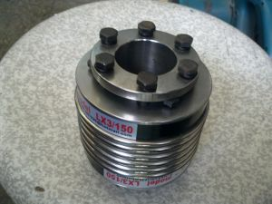 Stainless Steel Bellow Coupling (Locking Assemblies) , Flexible Coupling pictures & photos