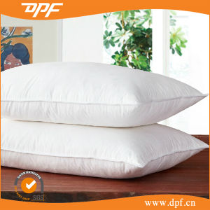 Microfiber Filling Bed Pillow Hotel Down Pillows pictures & photos