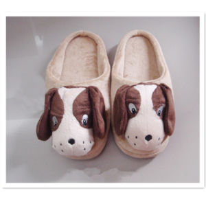 Kid′s Indoor Shoes, Children′s Indoor Slipper, Kid′s Cartoon Indoor Shoes pictures & photos