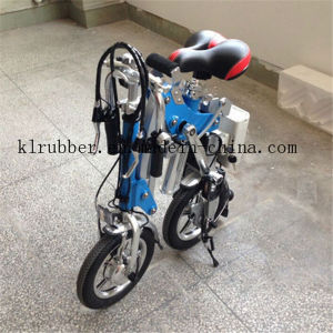 12 Inch Mini Folding Electric Bike with Disc Brake pictures & photos