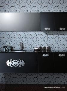 Painting Bathroom Cabinets (Black) (OP-W1182-170)