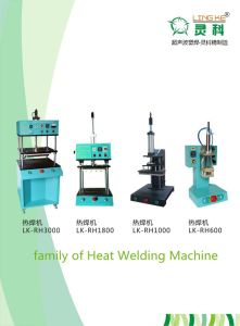 Plastic PVC Hot Weld Machine pictures & photos