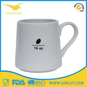 Ceramic Funny Tea Cup Large Coffee Mug with Doughnut Design pictures & photos