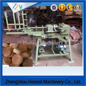 China Automatic Electric Wood Bead Making Machine pictures & photos