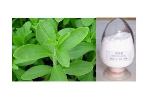 Natural Sweetener Food Additive Sg80% Stevia Sugar pictures & photos