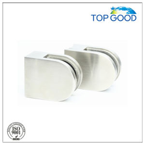 45*63*30mm Stainless Steel Satin D Glass Clamp pictures & photos