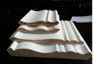 White Water Base MDF Interior Construction MDF Wood Moulding pictures & photos