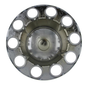 Chrome Semi Truck Wheel Rear Front Axle Covers Wheel Center Caps pictures & photos
