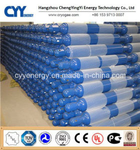 Seamless Steel Nitrogen Argon CO2 Oxygen Gas Cylinder pictures & photos