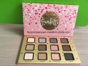 2017 Newest Too Faced 12 Colors Eye Shadow Tt′s Fun to Be a Girl Eyeshsadow Collection Palette pictures & photos