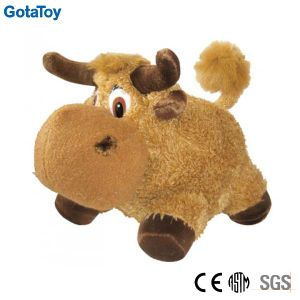 Custom Plush Highland Cow Stuffed Toy Soft Toy pictures & photos