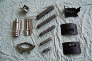 Custom Fabricate Metal Punch Press and Bent Parts