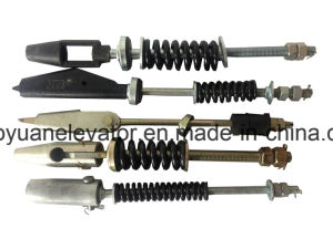Rope Fastener Rope Attachment Rope Socket Rope Termination with Smaller Rubber pictures & photos