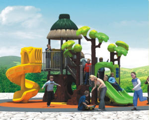 Hot Selling Outdoor Playground Slide with GS and TUV Certificate pictures & photos