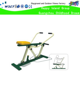 Parks Rowing Machine Outdoor Fitness Gym Equipment (HD-17505) pictures & photos