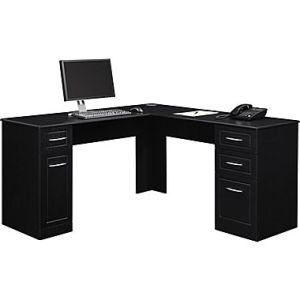 New Modern Walnut Office Furniture Manager Desk pictures & photos