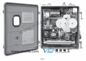Motor Drive Unit Type Cma9 of on-Load Tap Changer Transformer on Load Switch pictures & photos