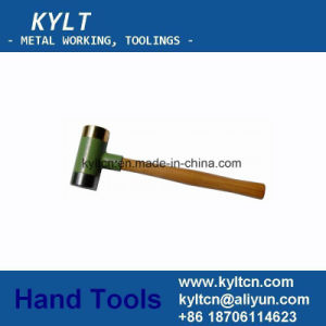 Ome Good Quality Dead Blow Mallet Hammer with Copper/Brass Head pictures & photos